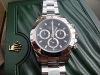 Rolex - Rolex Daytona 116520 fond noir